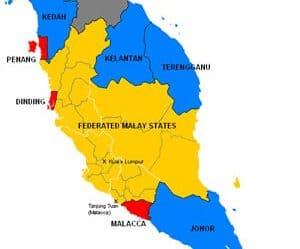 Perjanjian Persetiaan Persekutuan 1895