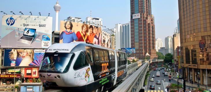 masalah sistem pengangkutan di Malaysia