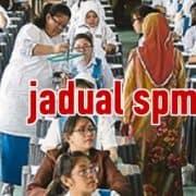 spm jadual 2016