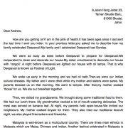 informal letter essay pt3