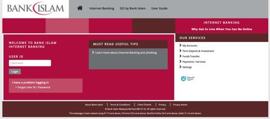 bimb internet banking online