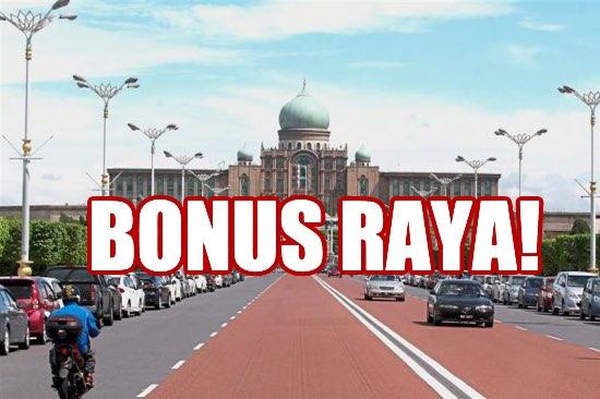 bonus raya