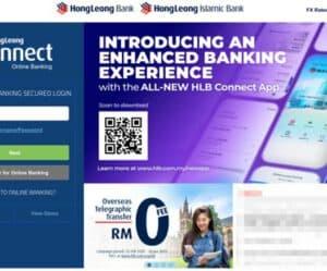 hong leong connect