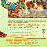 ksl buffet ramadhan
