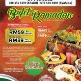 menara alor setar buffet ramadhan