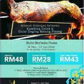 grand alora buffet ramadhan