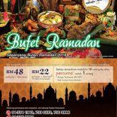 emerald puteri hotel buffet ramadhan