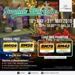 buffet ramadhan kl 2019 murah