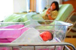 kos bersalin di hospital kerajaan