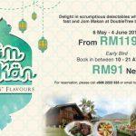 king hotel buffet ramadhan