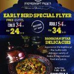 hotel equotorial buffet ramadha