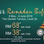 buffet ramadhan di melaka
