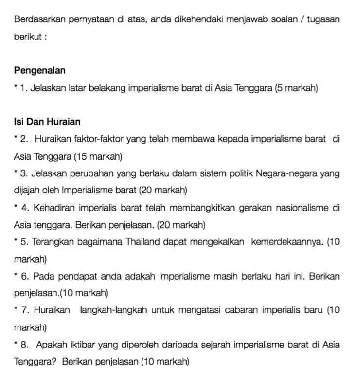 sejarah paper 3