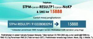 result stpm