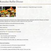 sky hotel kota kinabalu ramadhan buffet