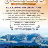 promenade ramadhan buffet