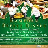 buffet ramadhan kota kinabalu