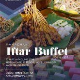 buffet ramadhan sutera harbour
