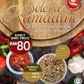 pan borneo hotel buffet ramadhan