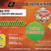 ming garden buffet ramadhan