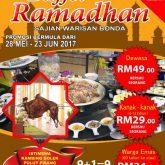 buffet ramadhan kemaman