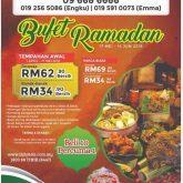 primula resort buffet ramadhan