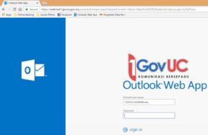 webmail 1govuc login